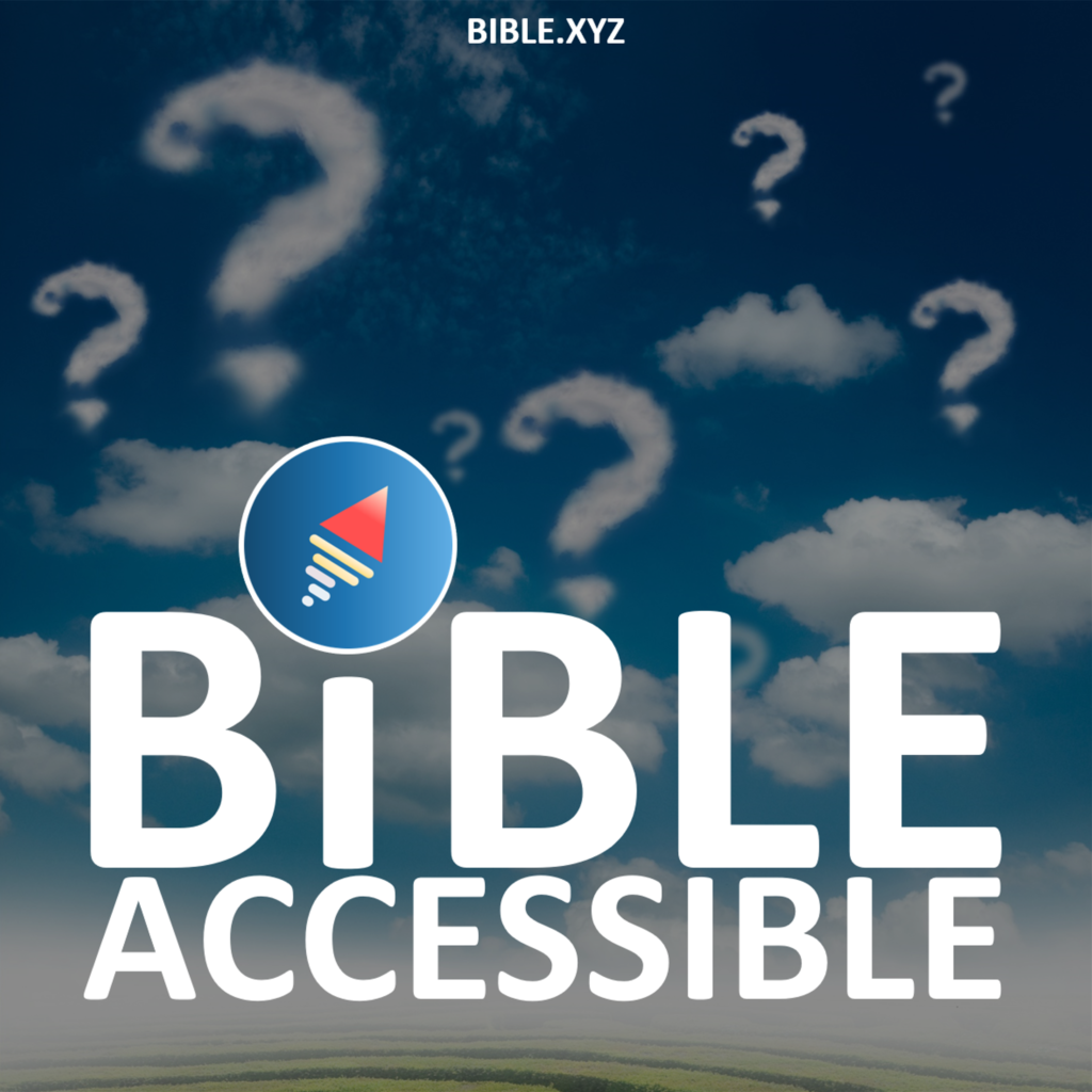 Bible Accessible